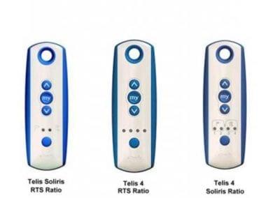 Control Τέντας Somfy