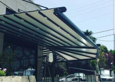 Σιδηροκατασκευές – Τέντες Θεσσαλός